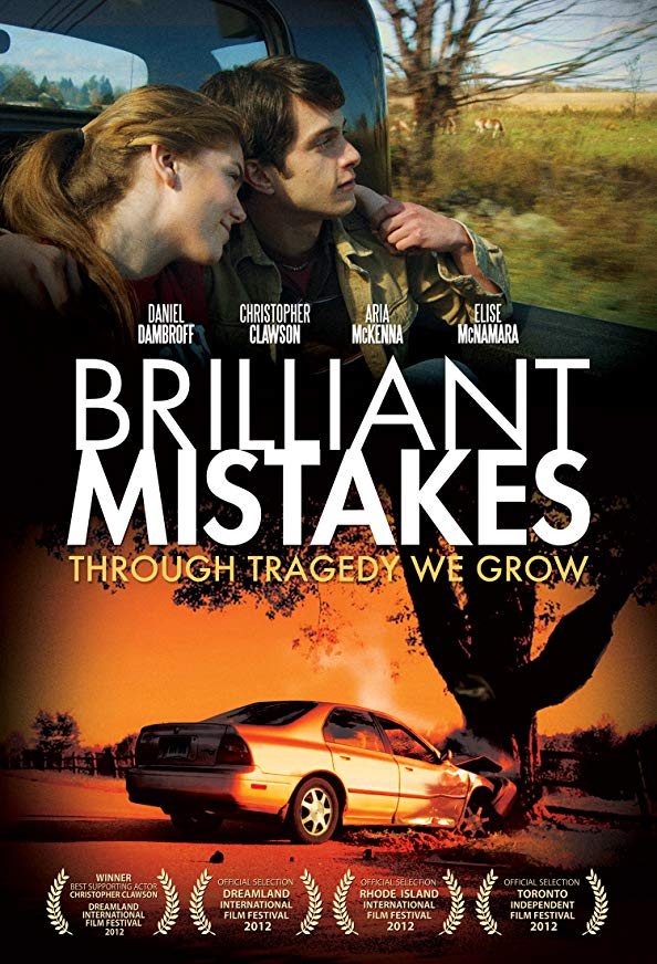 Brilliant Mistakes kapak