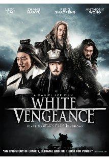 White Vengeance kapak
