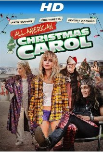All American Christmas Carol kapak