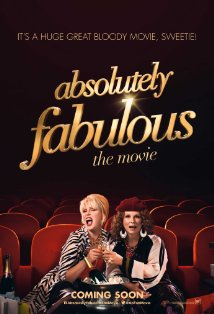 Absolutely Fabulous: The Movie kapak
