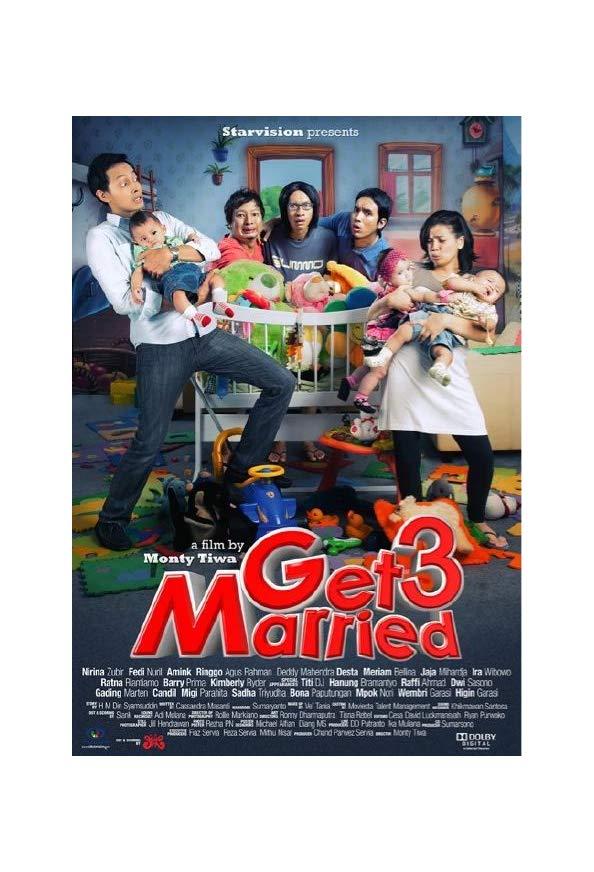 Get Married 3 kapak