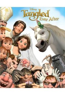 Tangled Ever After kapak
