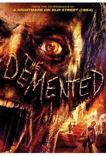 The Demented kapak