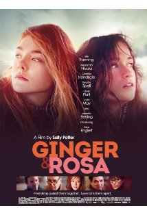 Ginger & Rosa kapak