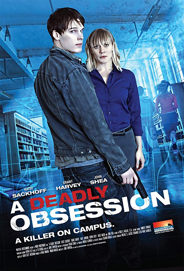 A Deadly Obsession kapak