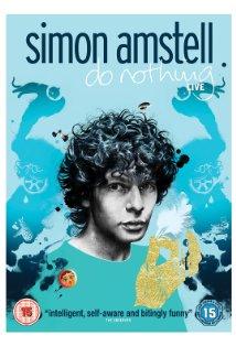 Simon Amstell: Do Nothing kapak