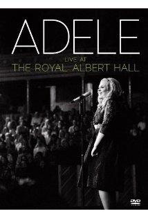 Adele Live at the Royal Albert Hall kapak