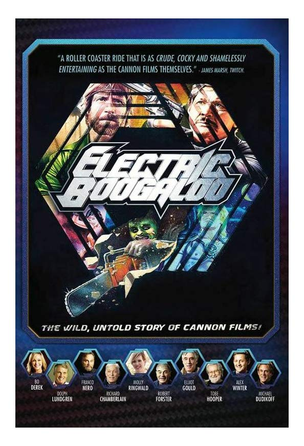 Electric Boogaloo: The Wild, Untold Story of Cannon Films kapak