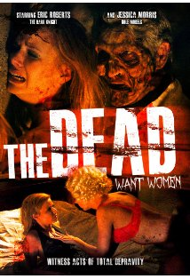 The Dead Want Women kapak