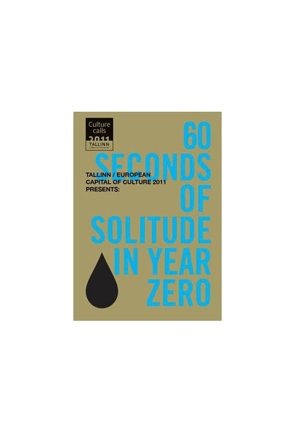 60 Seconds of Solitude in Year Zero kapak