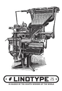 Linotype: The Film kapak