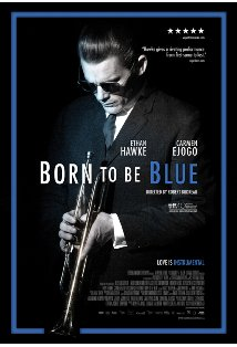 Born to Be Blue kapak