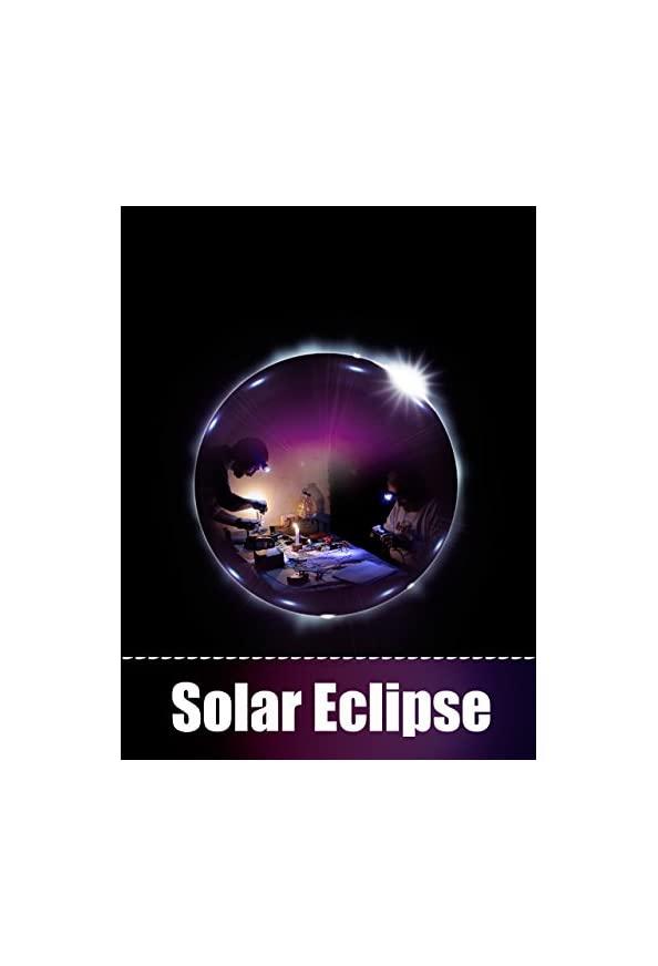 Solar Eclipse kapak