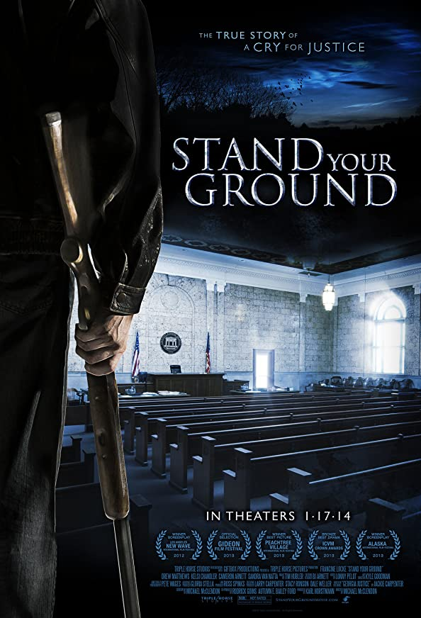 Stand Your Ground kapak