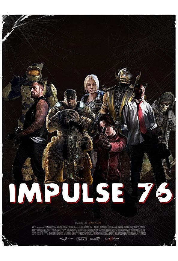 Left 4 Dead: Impulse 76 Fan Film kapak