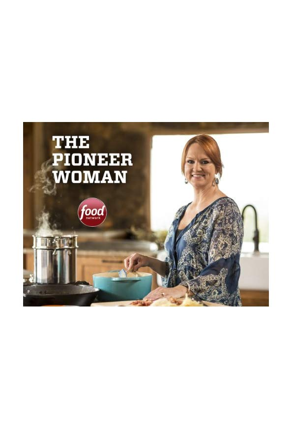 The Pioneer Woman kapak