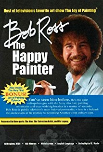 Bob Ross: The Happy Painter kapak