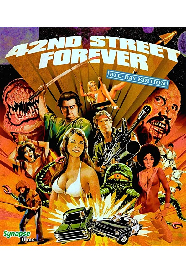 42nd Street Forever: Blu-ray Edition kapak