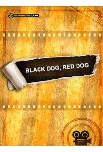 Black Dog, Red Dog kapak
