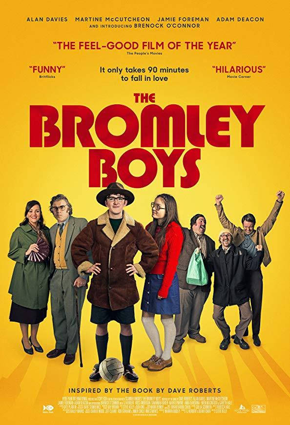 The Bromley Boys kapak