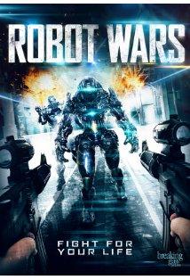 Robot Wars kapak