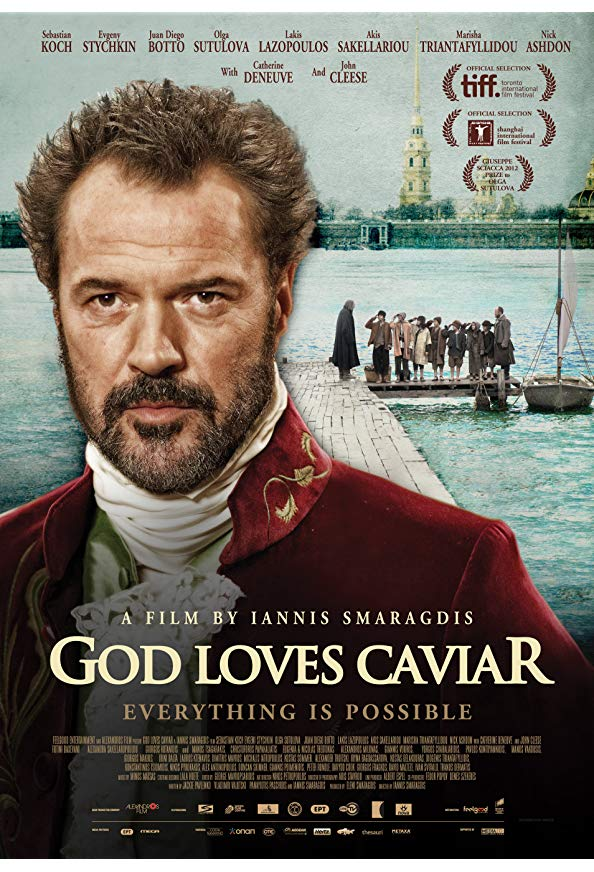God Loves Caviar kapak