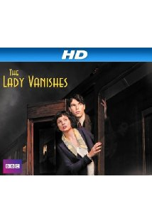 The Lady Vanishes kapak