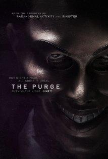 The Purge kapak