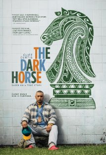 The Dark Horse kapak