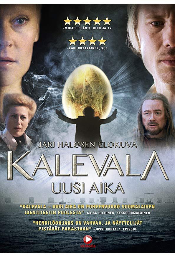 Kalevala - uusi aika kapak