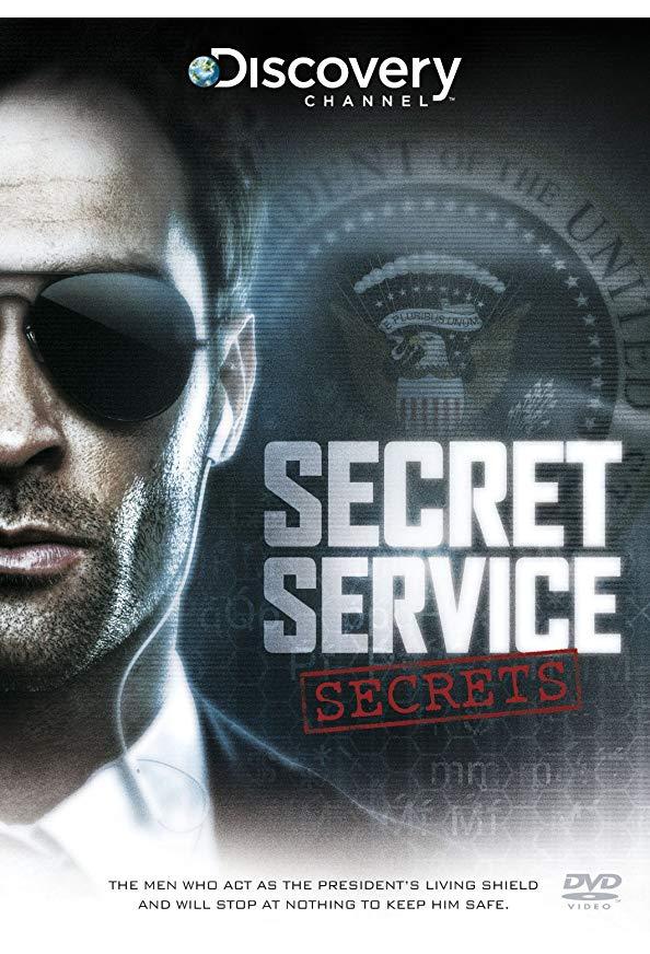 Secret Service Secrets kapak