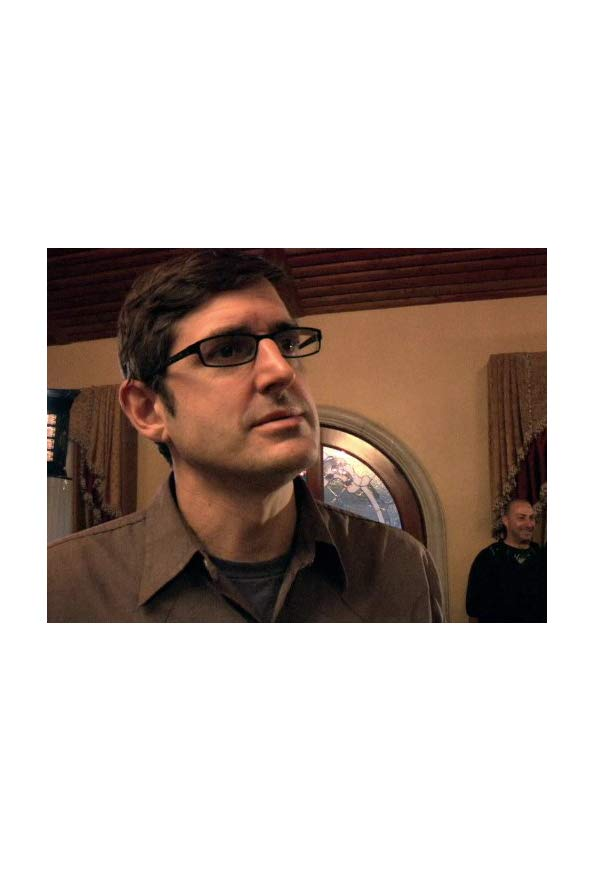 Louis Theroux: Twilight of the Porn Stars kapak