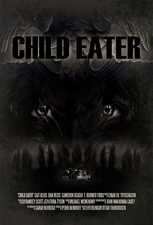 Child Eater kapak