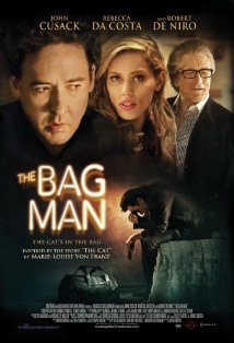 The Bag Man kapak