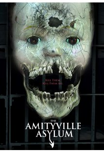 The Amityville Asylum kapak