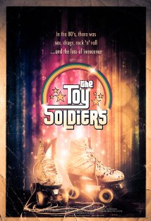 The Toy Soldiers kapak