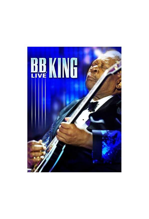 B.B. King: Live kapak
