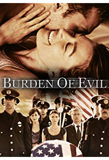Burden of Evil kapak