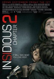 Insidious: Chapter 2 kapak