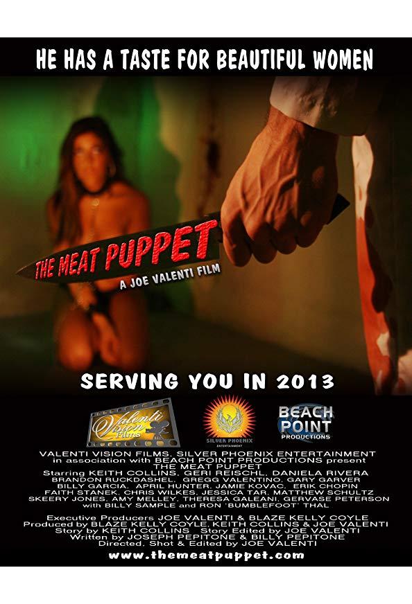 The Meat Puppet kapak