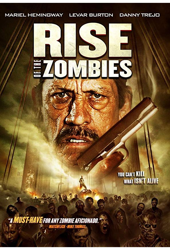 Rise of the Zombies kapak