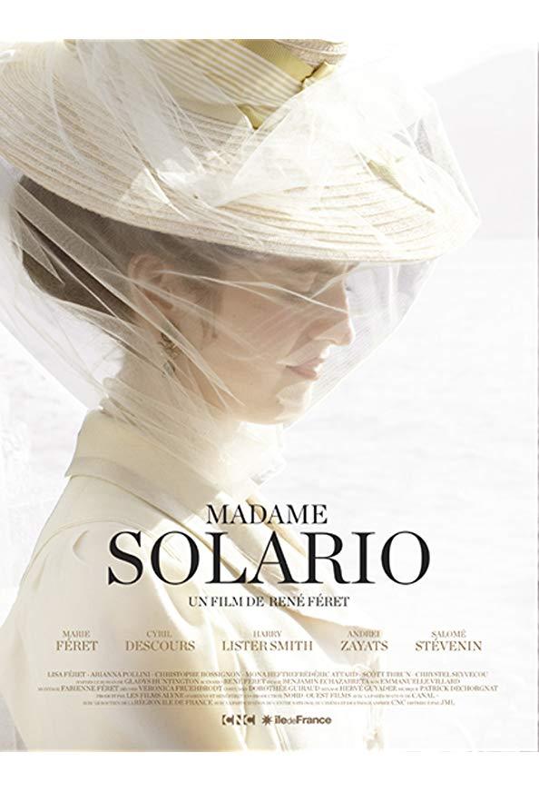 Madame Solario kapak