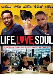Life, Love, Soul kapak