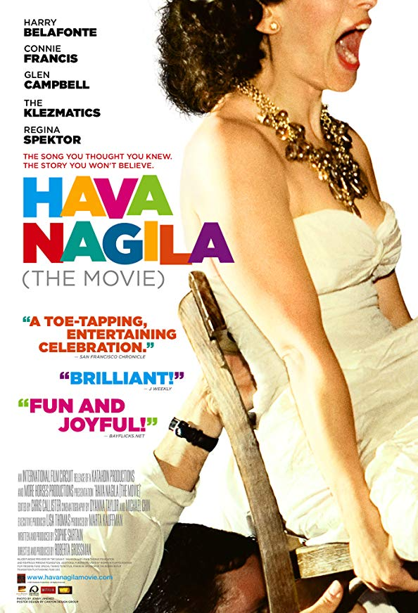 Hava Nagila: The Movie kapak
