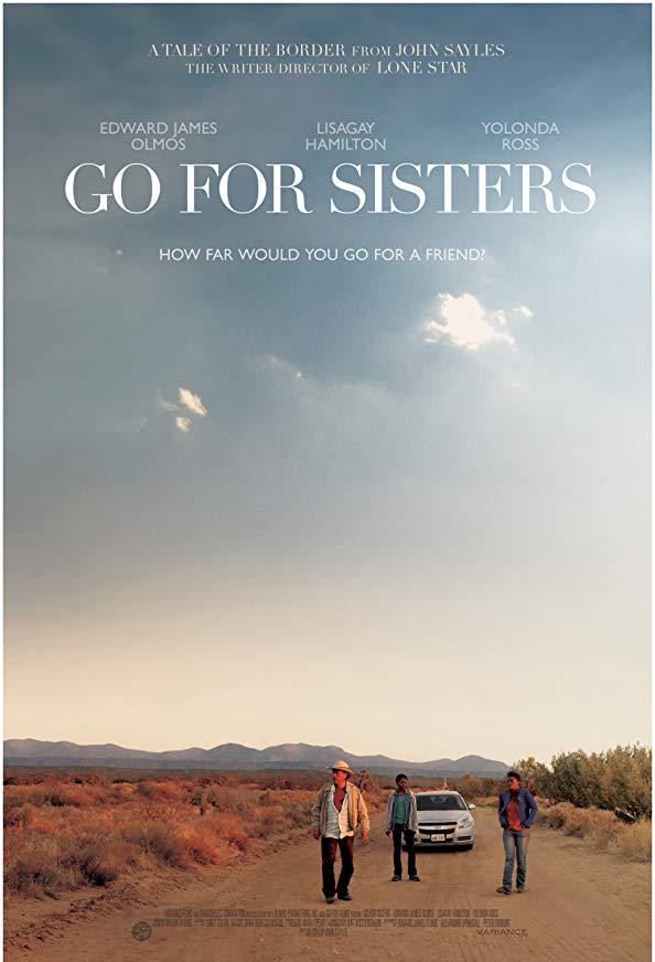 Go for Sisters kapak