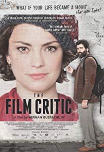 The Film Critic kapak