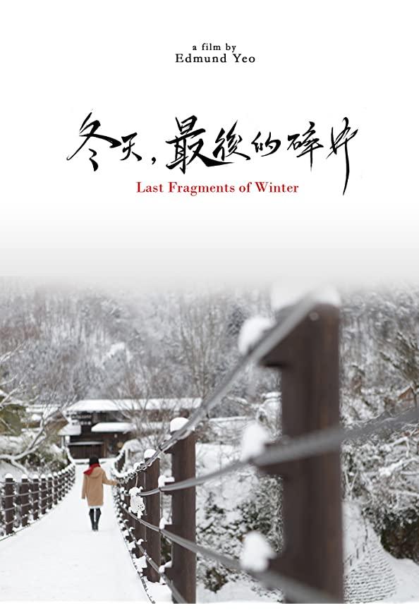 Last Fragments of Winter kapak