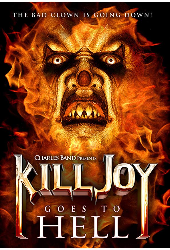 Killjoy Goes to Hell kapak