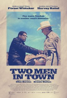 Two Men in Town kapak