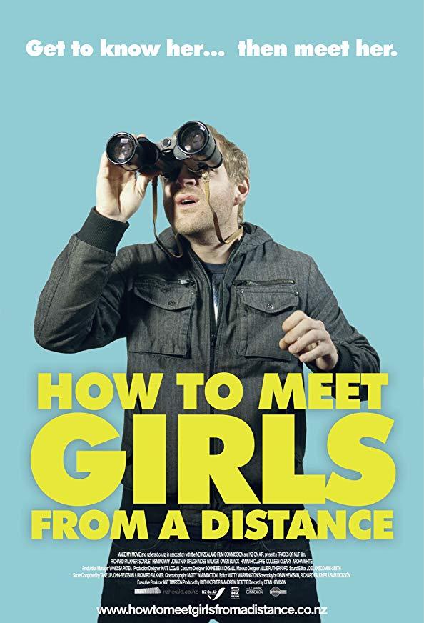 How to Meet Girls from a Distance kapak